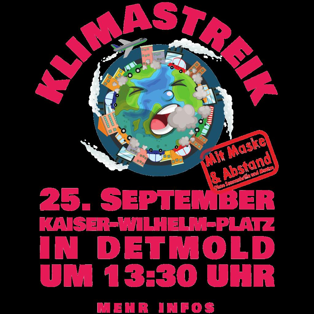 Weltweiter Klimastreik am 25.09. 2020