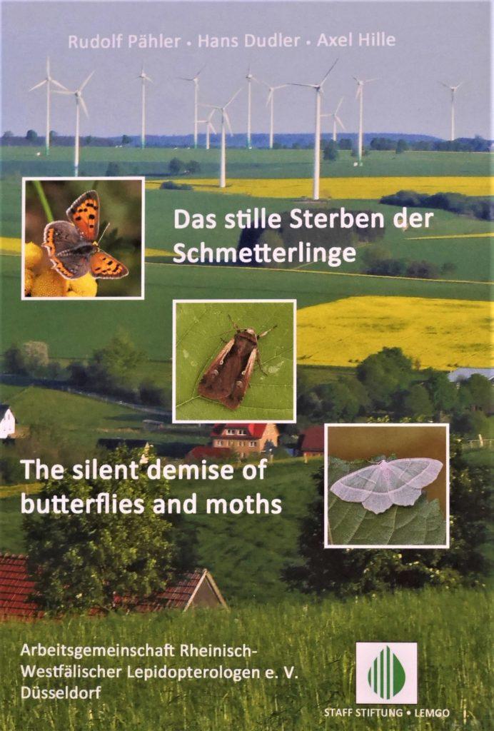 Buch: Das stille Sterben der Schmetterlinge